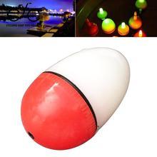 Relefree Luminous Fishing Float Boia Foam Float Led Fishing Light Stick Bobber Buoy Indicator Night Fishing Float