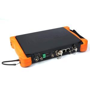 Image 4 - 8 Inch H.265 4K HD IP Camera Quan Sát Kiểm Tra Màn Hình CVBS AHD CVI TVI SDI Camera 8MP Đồng Hồ Đo Vạn Năng Cáp Quang VFL TDR Wifi ONVIF HDMI PoE