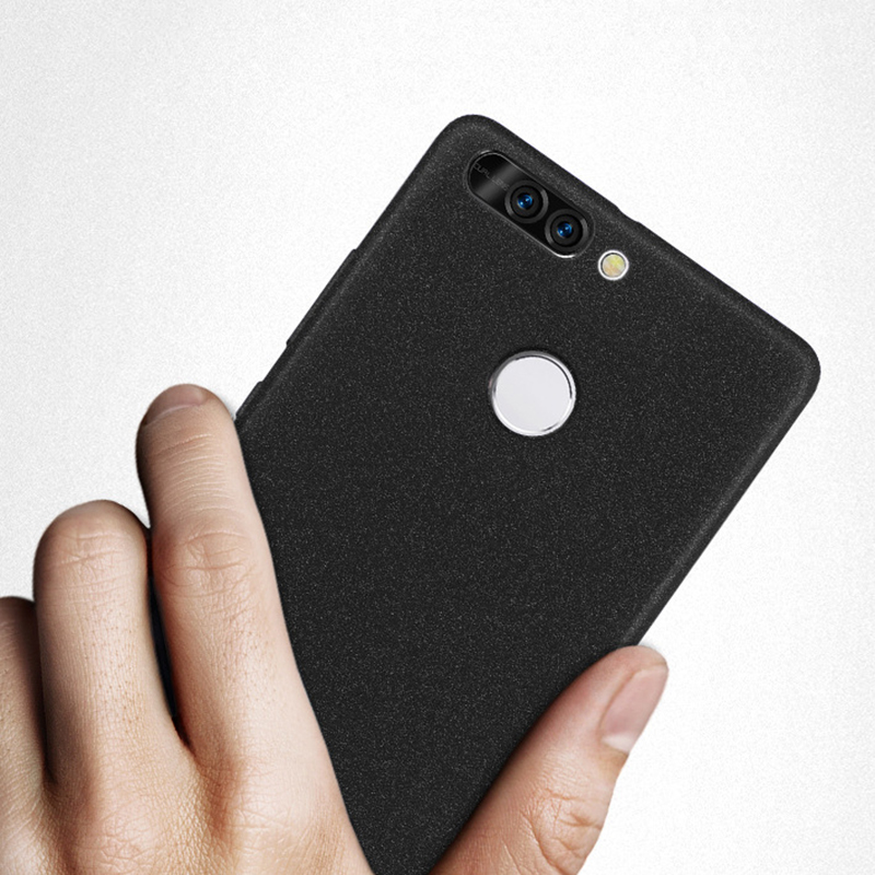 For Huawei Honor 8 Pro Case Slim Rubber Silicone Soft Fundas Matte Phone Cover For Huawei Honor V9 5.7