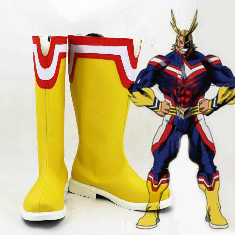 Coshome Boku Keine Hero Wissenschaft Midoriya Alle Könnte Shoto Todoroki Bakugou Cosplay Schuhe Meine Hero Wissenschaft Stiefel