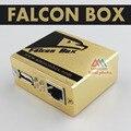 Falcon original caja falconbox para htc/negro, berry/huawei/samsung/zte/lg y otras marcas conocidas con cable usb a-b