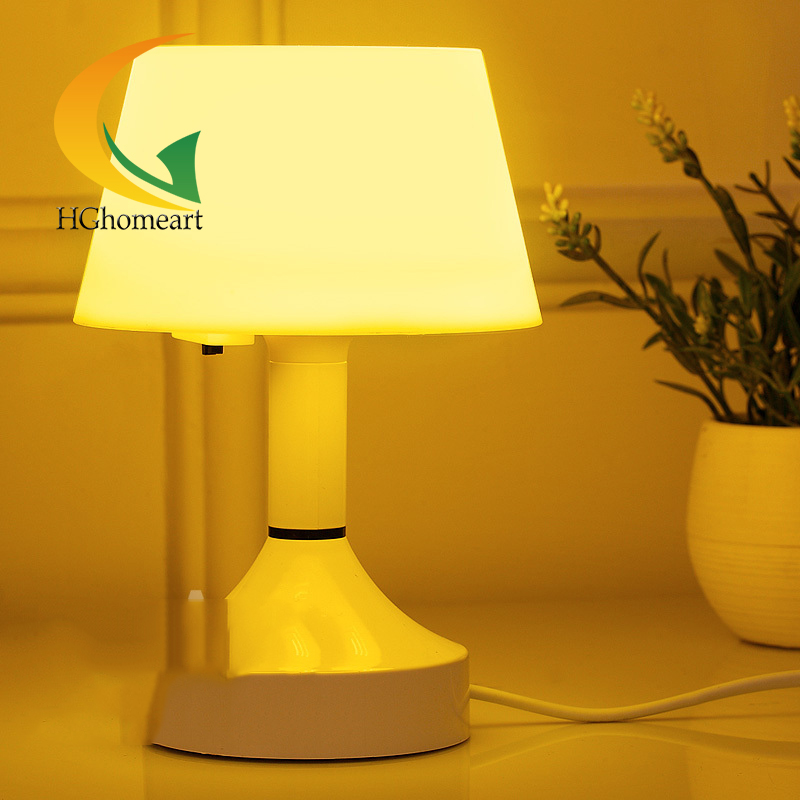 induction table lamp voice bedroom bedside lamp simple modern energy