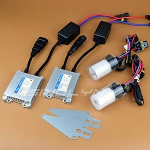 Image 2 - Sinolyn H7 H1 H11 D2H Xenon Kit dönüşüm HID balast AC ampuller projektör Lens sis farları aksesuarları Tuning 4300K 6000K 8000K