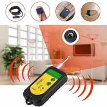 Detector de sinal anti espião, mini dispositivo de vigilância com câmera