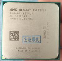 AMD Athlon X4 840 X840 FM2+ Quad Core CPU 100% working properly Desktop Processor