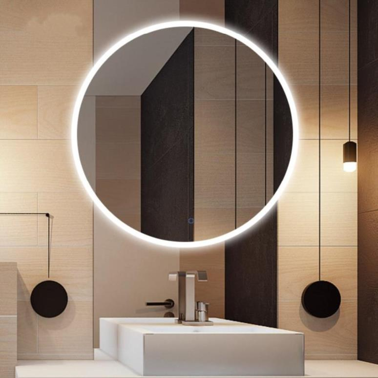 Touch Screen Smart Bathroom Mirror Light Led Light Bathroom Large Round Toilet Wall Hanging Wall Bathroom Mirror Light Arandela Mega Deal A463 Goteborgsaventyrscenter