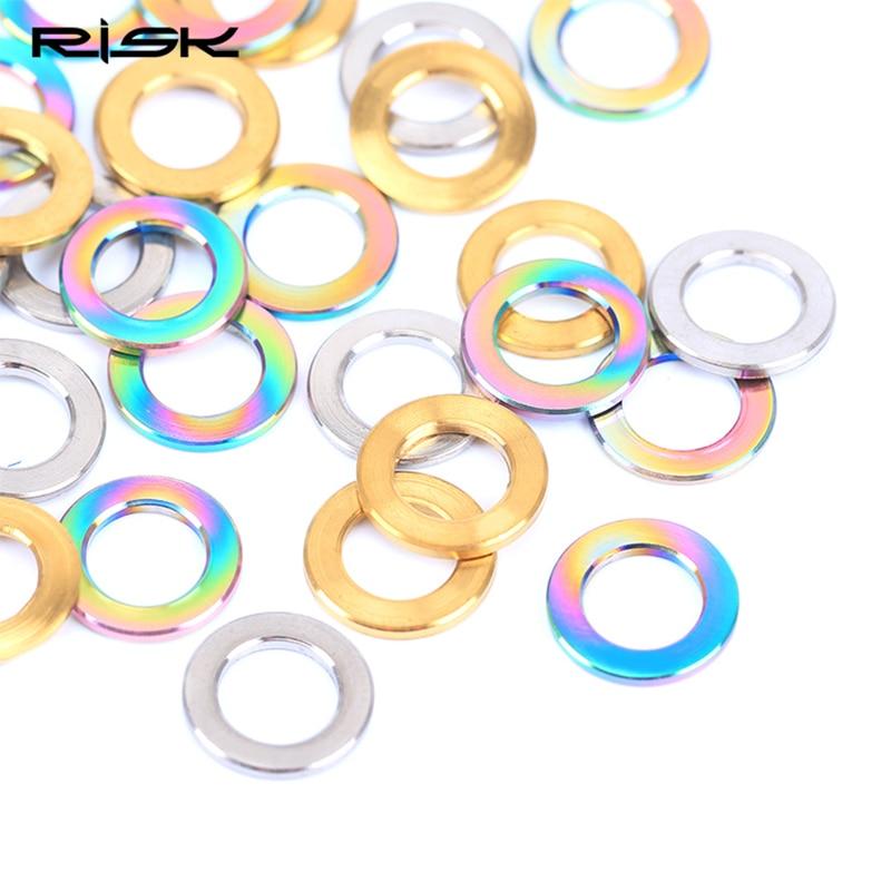 BEST SALE) RISK 4pcs M6x16/18 Mm Bicycle Disc Brake Caliper