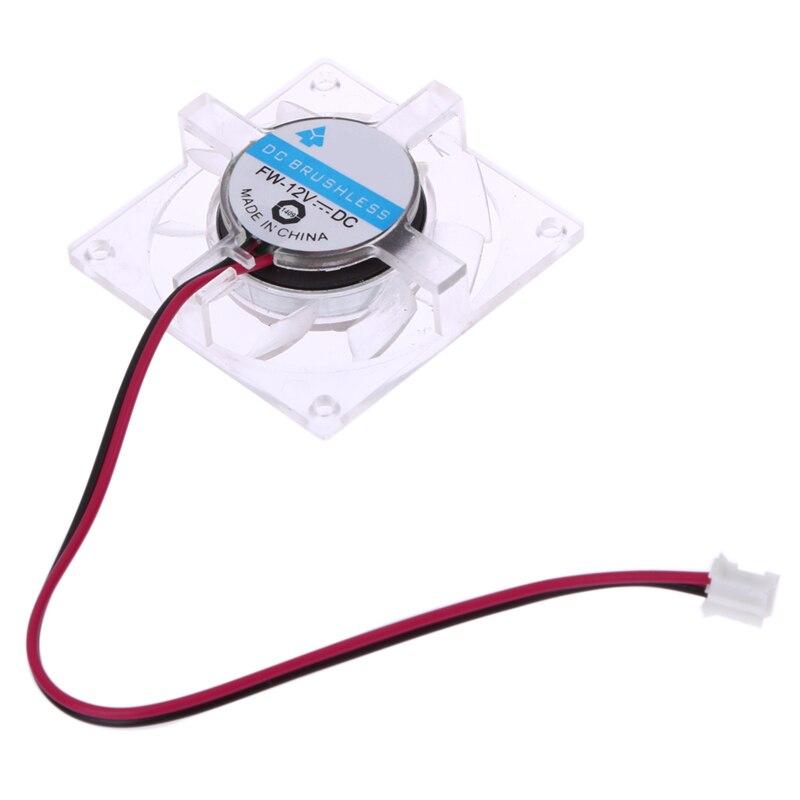 Fans 40x40mm Quadratische Grafik Vga Video Karte Cpu Kühlkörper Kühler Lüfter Auspuff Kleine Klimaanlage Geräte