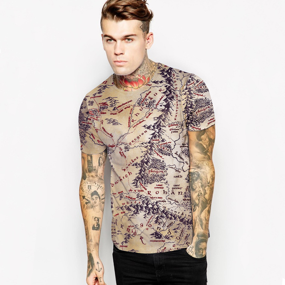 We have cool t-shirts for men in a variety of different styles, with edgy prints, funny slogans and stunning graphics. From gothic tees and punk designs to urban t-shirts and cool retro vintage t-shirts, there's something at RebelsMarket to suit all alternative niches.