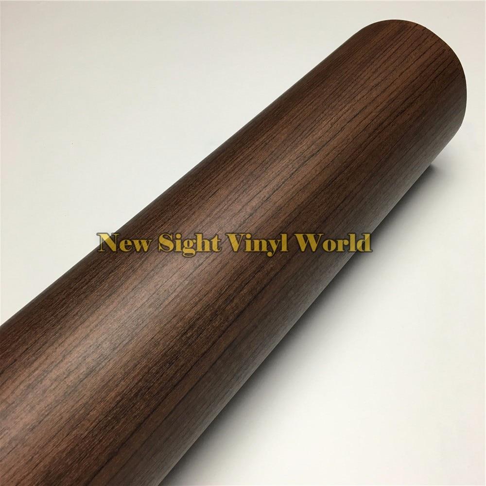 Teak-Car-Wooden-Grain-Vinyl-Wrap-Film (4)