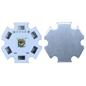 Image 5 - 10 個 1 ワット 3 30w クリーの Xlamp Xpe XP E 写真赤 655nm の 660nm 2.1 2.5V 1000mA ハイパワー Led ビーズ植物 Led エミッタ成長ランプライト
