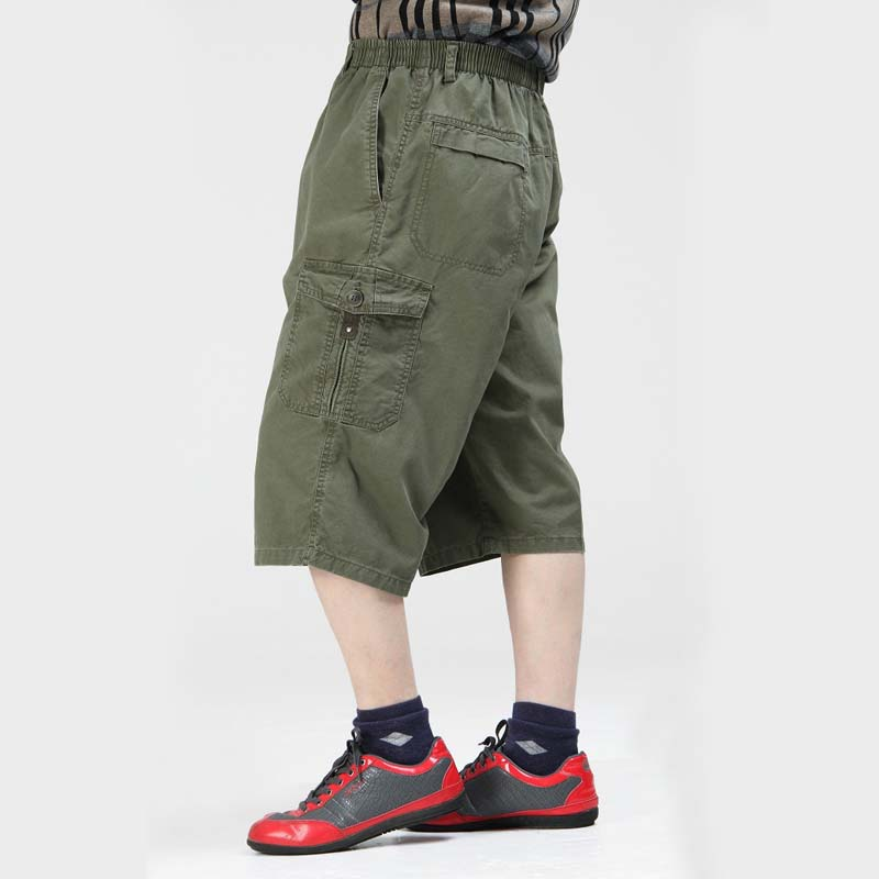 Compare Prices on Mens 3 4 Cargo Shorts- Online Shopping/Buy Low ...