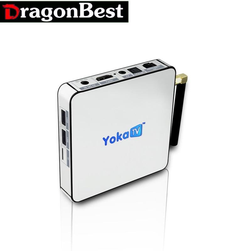 ФОТО YOKATV KB2 Amlogic S912 Android 6.0 TV BOX 2G 32G IEEE 802.11 b/g/n/ac 2.4G/5G WIFI Bluetooth4.0 1000M LAN 10 pcs