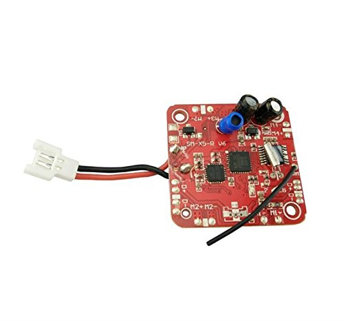 DIY PCB Управление доска приемник Коллегия Для Сыма X5 X5C X5C-1 RC Мини Quadcopter Дрон