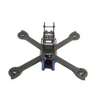 Original IFlight iX5 200 200MM Mini Racing Across Through Quadcopter Frame Carbon Fiber 4mm Plate Quadcopter frame