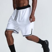 Спортивные баскетбольные шорты, брюки, дышащие, быстросохнущие, свободные, для баскетбола, пять, анти-пот, устойчивые, дышащие, с верхней частью, Прямая поставка#0506