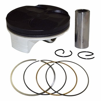 Motorcycle Bore Size STD 78mm Piston & Piston Ring Kit For HONDA CRF250R CRF 250R 2004-2007 CRF250X CRF 250X 2004-2009 2012-2013