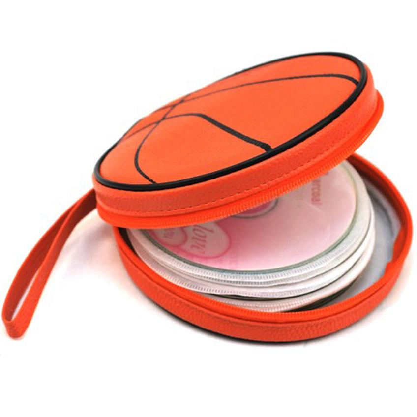 New Qualified 24CD Game DVD Disc Organizer Wallet Storage Sheet Case Holder Carry Bag Levert Dropship dig638