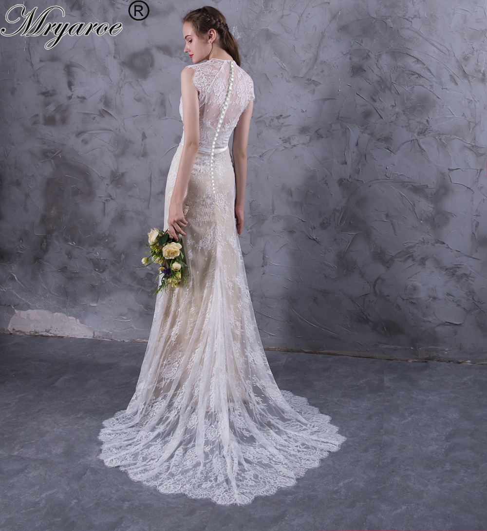 Wedding Dress 3 4 Sleeve