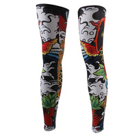 Bicycle Ciclismo Bike Cycling Team Outdoor Running Leg Warmers Sunscreen Sets Leg Covers Guard L023