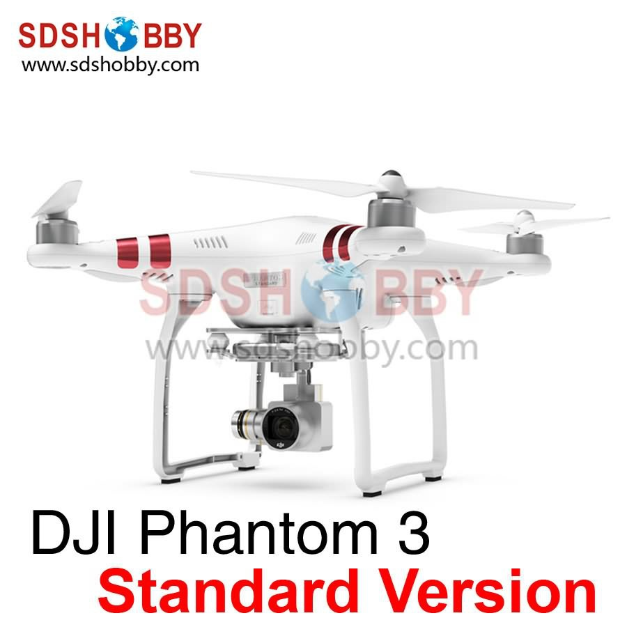 DJI Phantom 3 Four axle Flyer Standard Version P3S Ready to fly ...