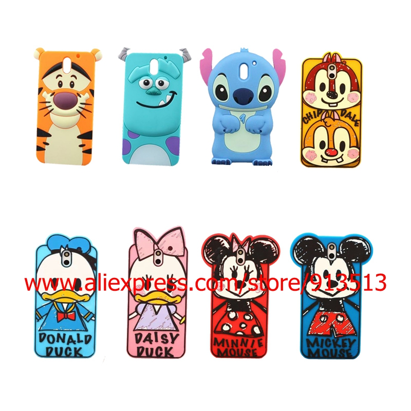 Sulley Tiger Cheshire Cat Minnie Mickey Mouse Silicone Back Phone Case ...