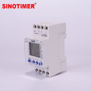 Image 4 - 2 Channels Big LCD Display Programmable 24hrs Time Clock with Two Relay Outputs