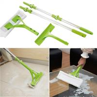 Window Cleaning Supplies Easy Glass Double sided Cleaning Brush Retractable Double sided Window Cleaner Household Cleaning Tool