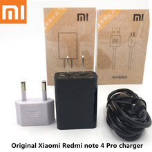 Original Xiaomi Redmi note 4 Pro charger Usb Wall Charger Adapter For xiaomi mi 3/3s/mi4/4/redmi note 1s/2/3/4/redmi 3x/3s/4a