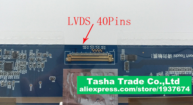 цена For Dell Inspiron 14 5443 14MR-1528 LCD Screen Display M140NWR2 R1 IVO 14.0  LVDS 40Pins 1366*768 LCD Glossy Tested онлайн в 2017 году