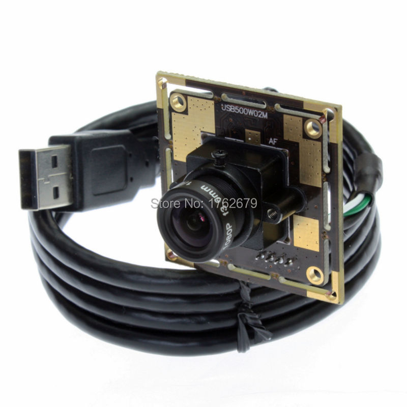 12mm lens 5megapixel 2592X1944 1/4 CMOS OV5640 free driver mini cctv android linux UVC webcam usb camera module board usb 5mp free driver mini dual lens industrial usb 2 0 camera webcam module for vr box glasses