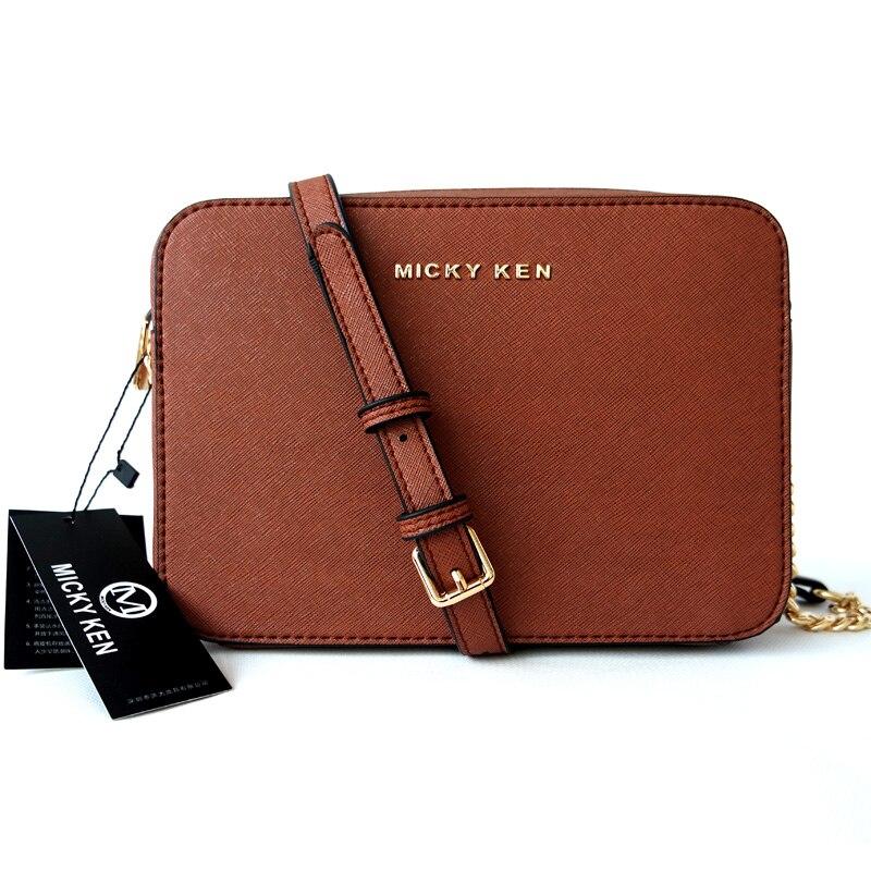 Fashion Mini Flap Bag Designer Handbag PU Leather Small Women Shoulder Bag Cross Chain Messenger Bags New Arrival MICKY KEN 1388