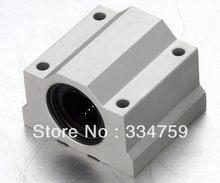 SC16UU SC20UU SC25UU SC30UU SC35UU linear motion deslize bloco para eixo linear CNC peças peças da impressora 3d unidade caso linear