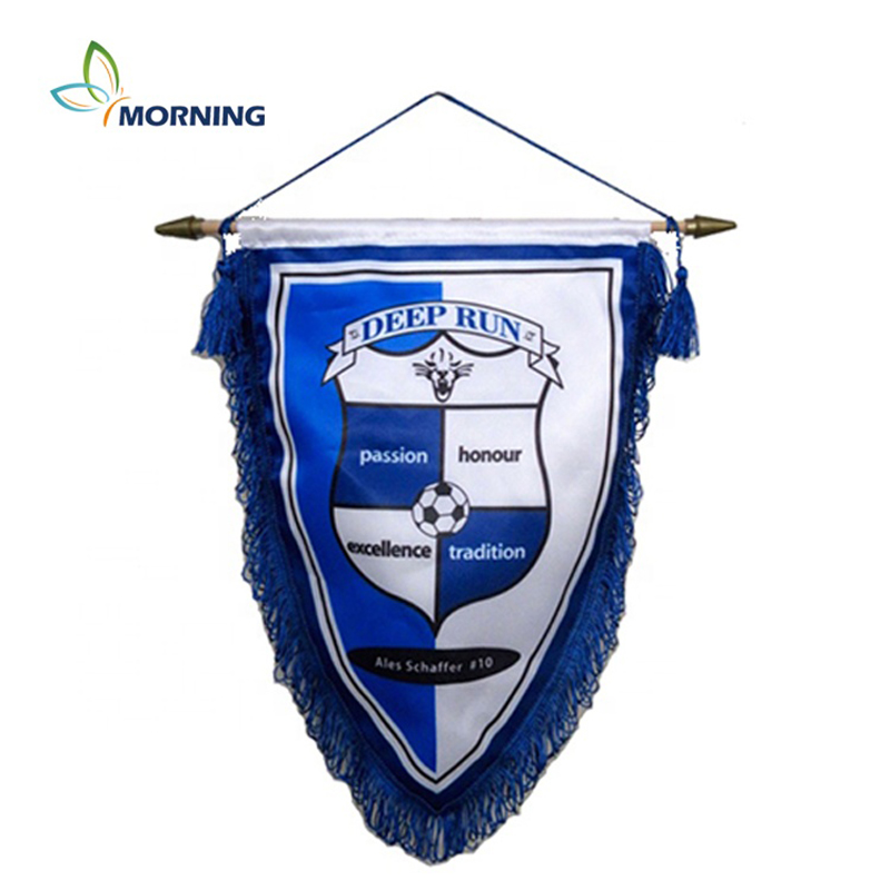 Promotional-high-quality-decorative-hanging-pennant-flag