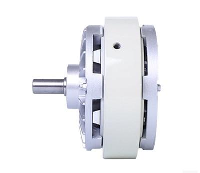 FREE SHIPPING FZ50A-1 Single shaft magnetic powder brake 5KG release device outstanding shaft type magnetic powder brake