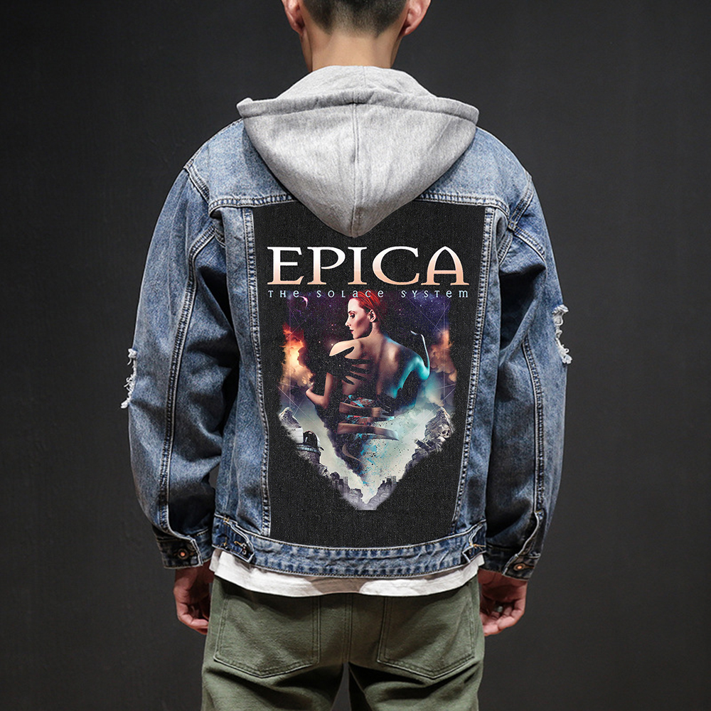 Able Bloodhoof Store Epica Rock And Roll Death Heavy Hardcore Punk Style Patch Designs Denim Jeans Mens Jackets And Coats