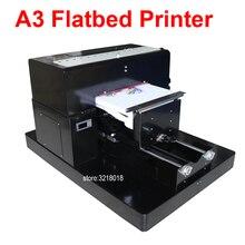 Multi Цвет A3 планшетный цифровой принтер для футболок печати темно-свет Цвет планшетный принтер для футболка одежда чехол для телефона