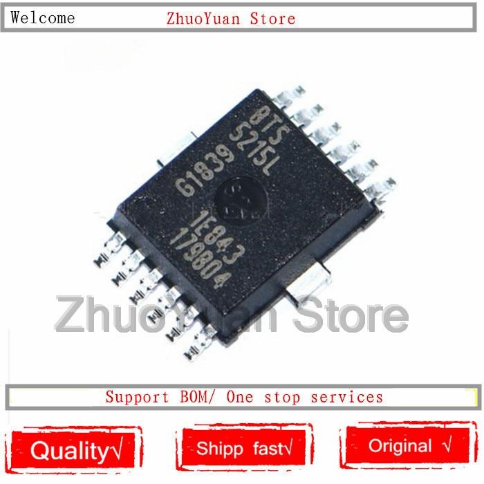 1PCS/lot BTS5215L BTS5215 BTS 5215L HSOP-12 IC Chip New Original In Stock
