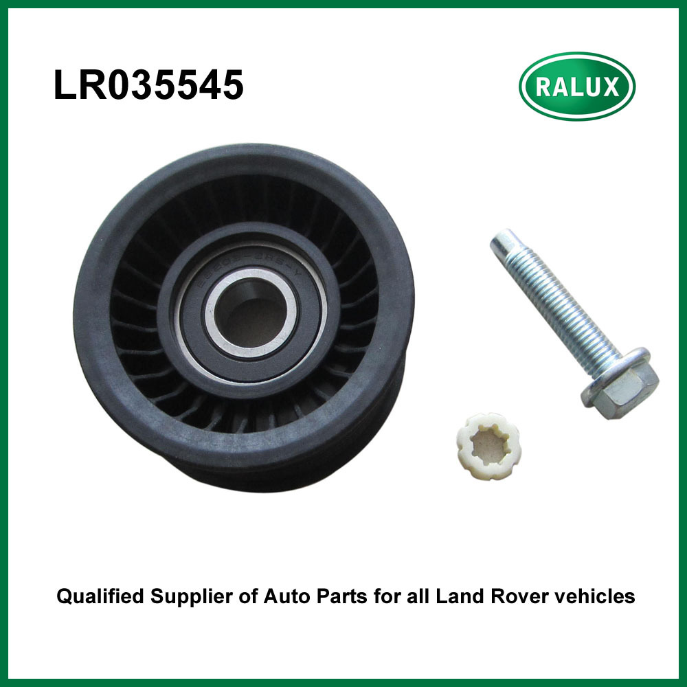 Lr035545 Secondary Drive Car Idler Pulley Includes Bolt For Lr3 4 Engine Diagram Product Category Of This Land Range Rover Discovery 3 Sport 2005 20092010 2013
