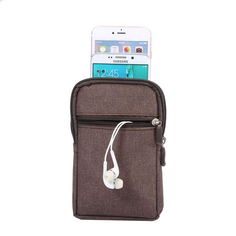 Νέο Cowboy πανί τηλέφωνο Θήκη τσάντα Clip - Ανταλλακτικά και αξεσουάρ κινητών τηλεφώνων - Φωτογραφία 2