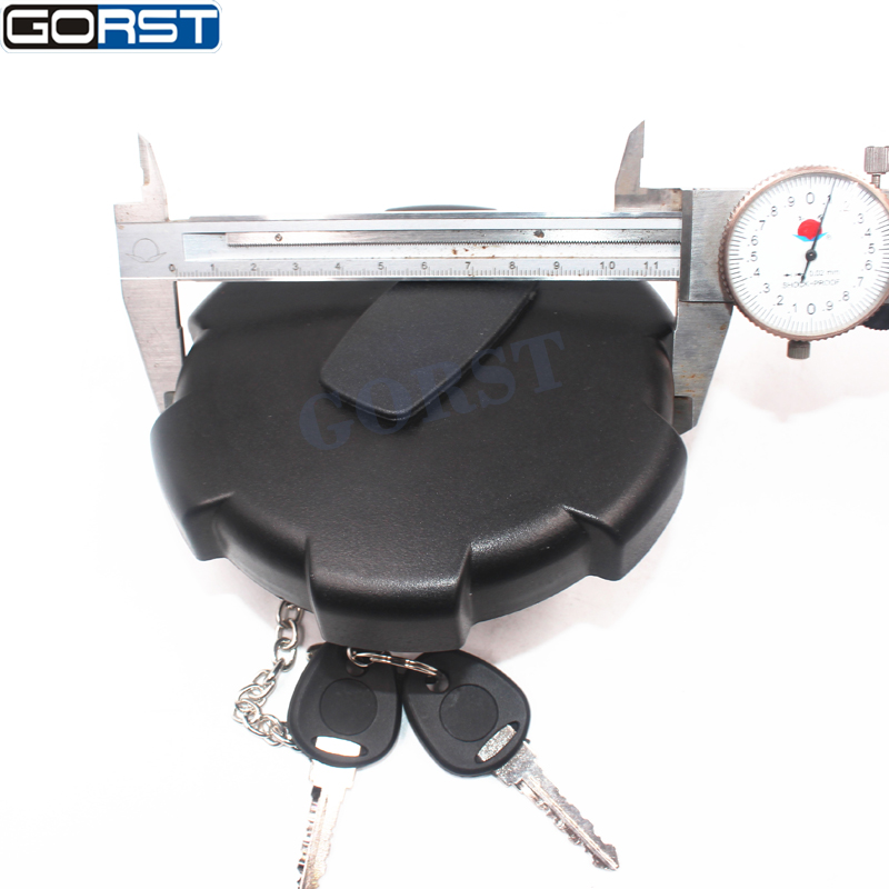 Car-styling automobiles exterior parts fuel tank cover gas cap for VOLVO truck 20392751 04 with key lock -7