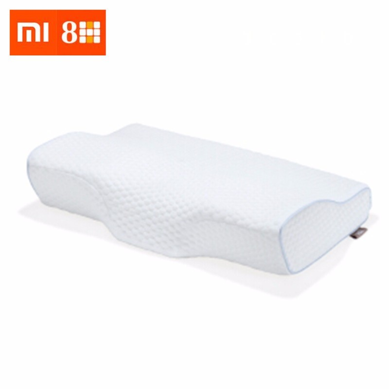 Xiaomi 8H H2 Butterfly Design Memory Pillow Neck protection Anti-bacteria Slow Rebound Memory Cotton Pillow Health Care CervicalXiaomi 8H H2 Butterfly Design Memory Pillow Neck protection Anti-bacteria Slow Rebound Memory Cotton Pillow Health Care Cervical