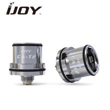 Original IJOY CA-T2 RBA Deck Features 2 Posts Easy To Replace The Coil for Captain/Captain S Sub Ohm Tank E-cig DIY Accessories