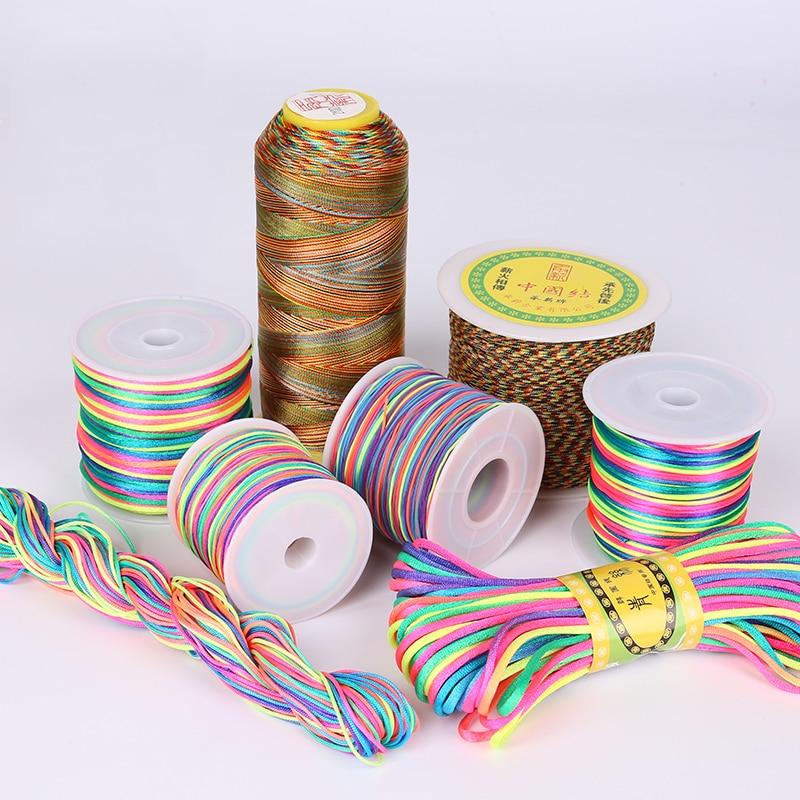Multi Option Cotton Tread Handmade Stitch Knitting Thread Embroidery Thread Floss Sewing Skein Craft For Cross Stitch  thread