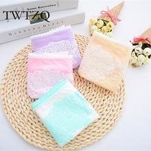TWTZQ 2017 Top quality Underwear Women Cartoon Briefs Girl Cute Cotton Comfort Underpants Panties Women Wholesale
