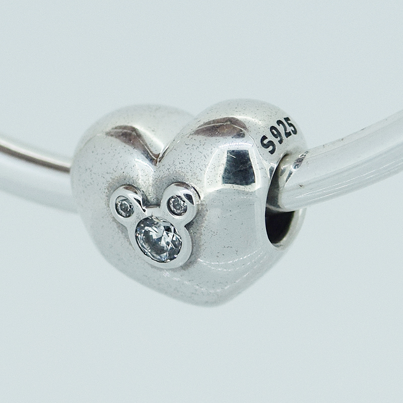 ✅Sterling Silver 925 Fits For Pandora Snake Chain Bracelets Fashion ...