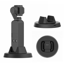 Buy For DJI Osmo Handheld Charger Accessories Base Charging Fixed Holder USB Type-C Table Stand for DJ Osmo Handheld Gimbal directly from merchant!