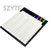 3220 Hole Point Solderless Breadboard Welding Free Circuit Test Board ZY-208  MB-102 Breadboard