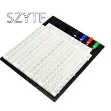 3220 ponto de furo solderless breadboard placa de teste de circuito livre de solda ZY 208 MB 102 breadboard