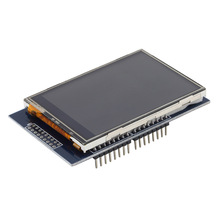 1pc 2.8 Inch TFT LCD Display Touch Screen Module with SD Slot For Arduino UNO Wholesale Store
